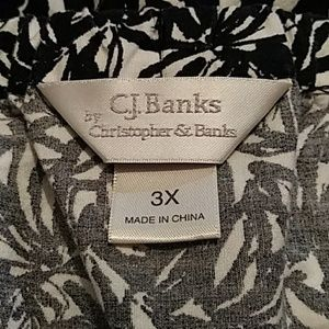 CJ Banks Skirts - CJ Banks 3X cotton skirt